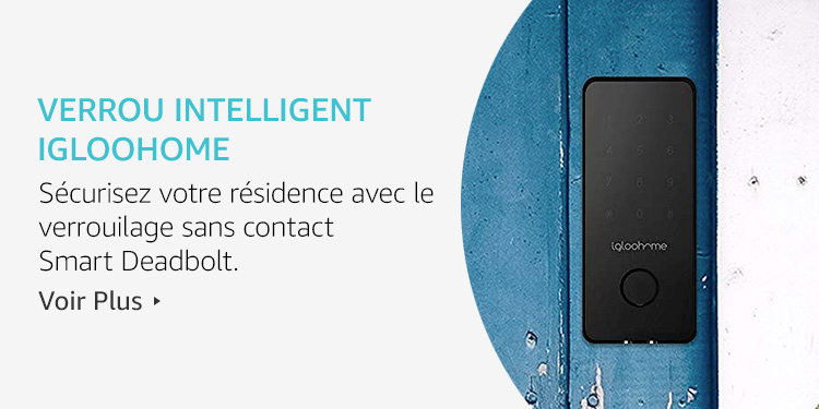 Verrou Intelligent Igloohome