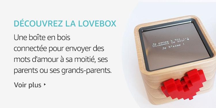 Découvrez la lovebox