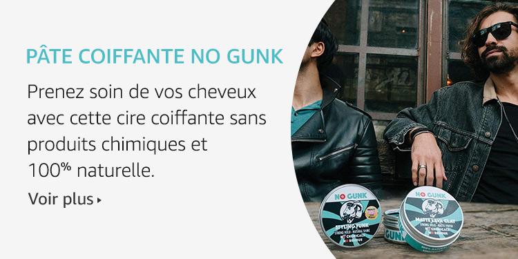 Pâte Coiffante No Gunk