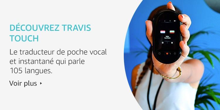 Découvrez Travis Touch