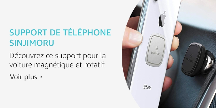 Support de téléphone Sinjimoru