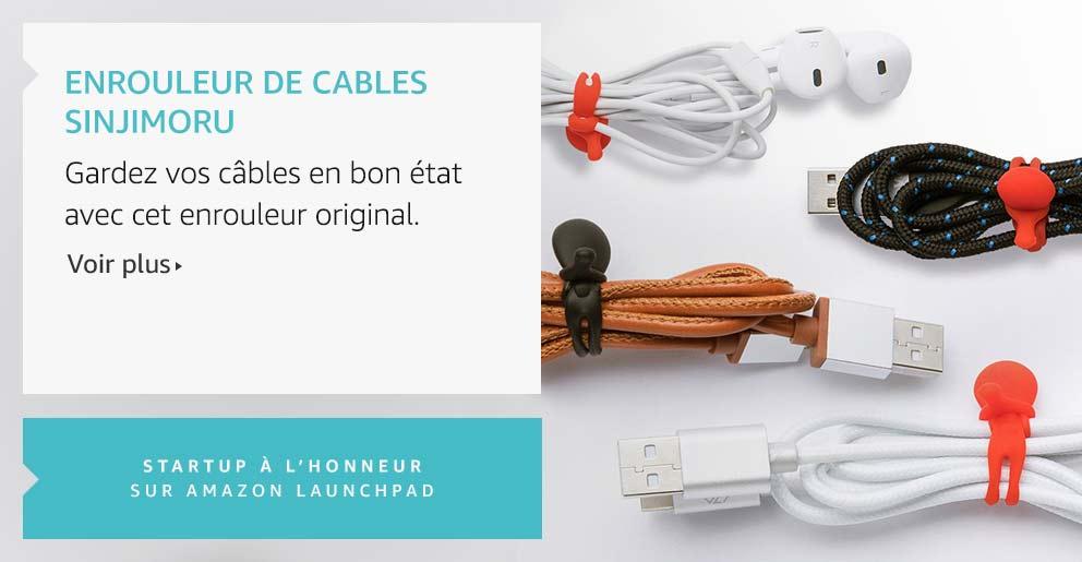 Enrouleur de cables Sinjimoru
