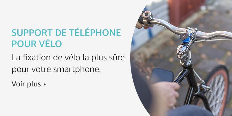 Support de téléphone pour velo