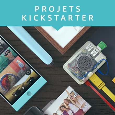 Collection Kickstarter