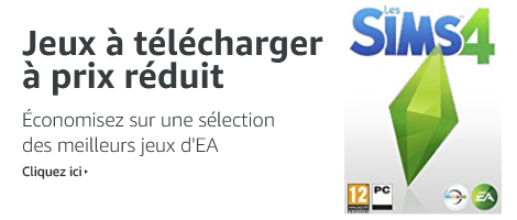 Amazon Promotions Jeux PC à télécharger