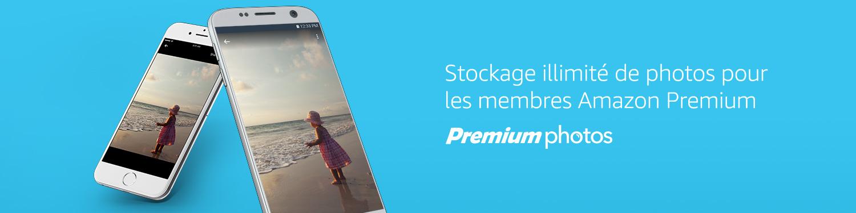Premium Photos pour les membres d'Amazon Premium