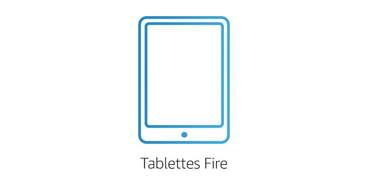 Amazon Music sur votre tablette Fire