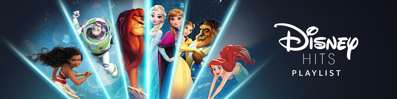 Nuovelle playlist: Disney Hits