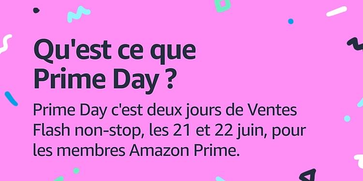Qu'est-ce que Prime Day