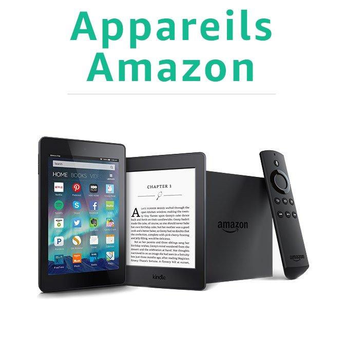 Appareils Amazon
