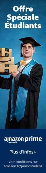 Amazon Prime étudiant en savoir plus