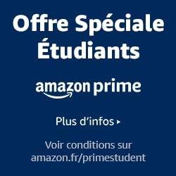 Amazon Prime Jeune