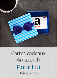 Offrez un chèque-cadeau Amazon.fr