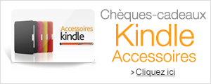 Ch�ques-cadeaux Kindle
