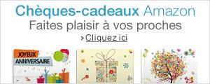 Ch�ques-cadeaux Amazon