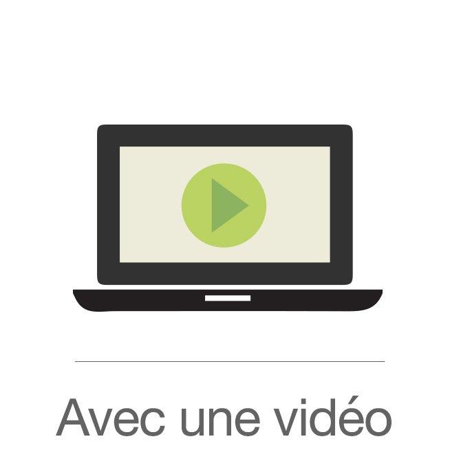 Avec une vidéo