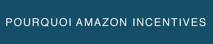 Pourquoi Amazon Incentives