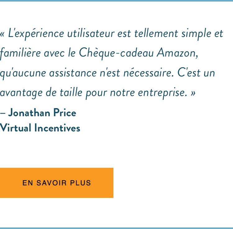 Témoignage - Virtual Incentives