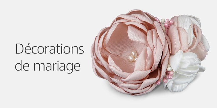 Decorations de mariage