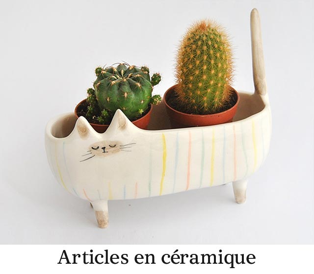 Articles en ceramique