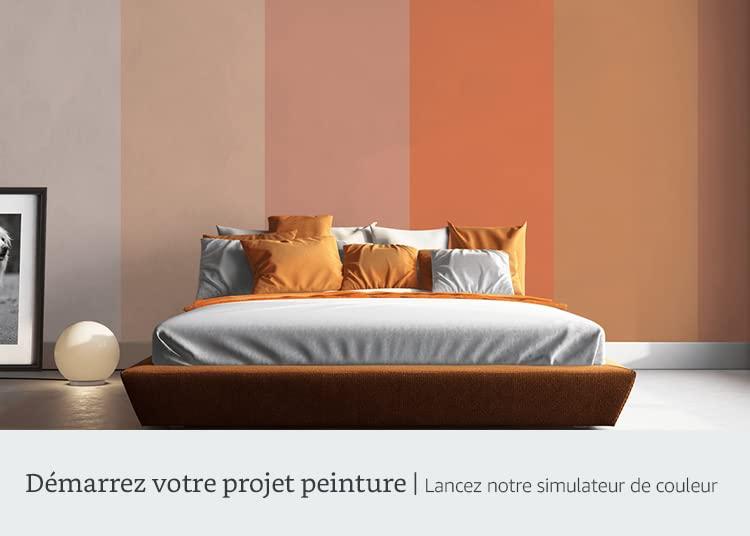 Démarrez votre projet peinture | Lancez notre simulateur de couleur