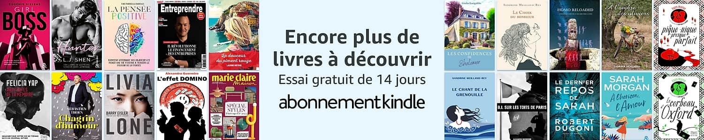 Abonnement Kindle