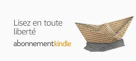 Abonnement Kindle 14 jours d'essai gratuit