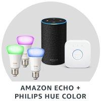 Amazon Echo + Philips Hue Color