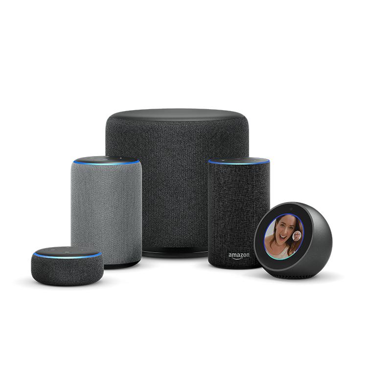 Alexa et Echo
