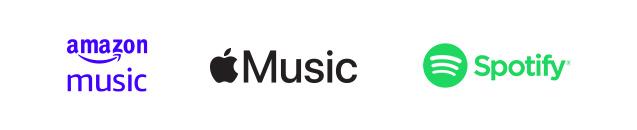 Spotify, Amazon Music