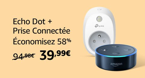 Echo Dot et TP Link