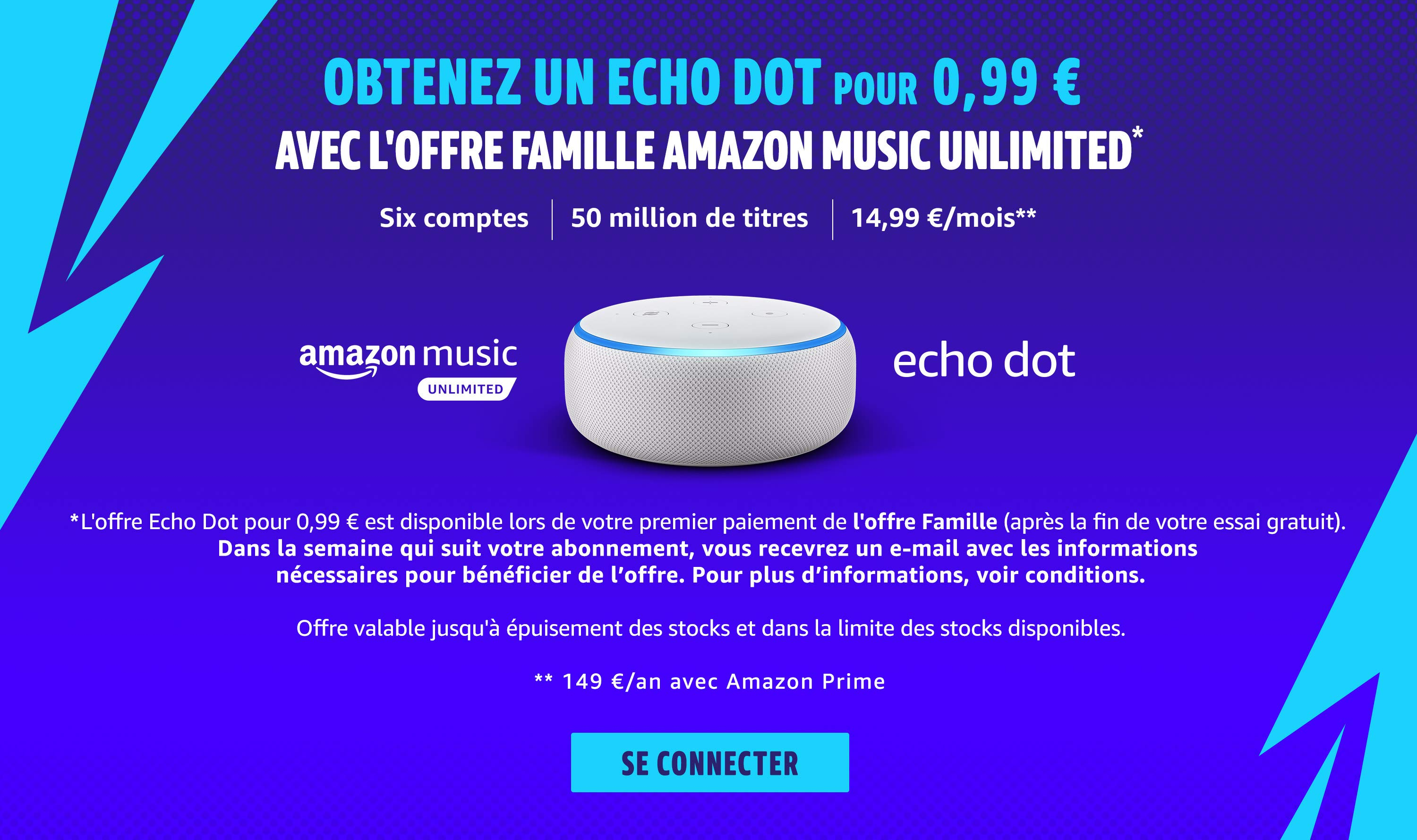 Amazon Music + Echo Dot