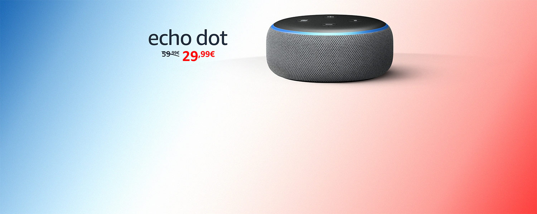 Echo Dot Generation Telecommande Les Produits Du Moment