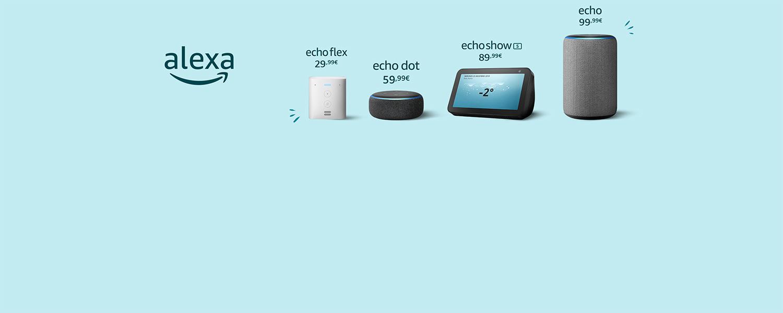 Appareils Echo