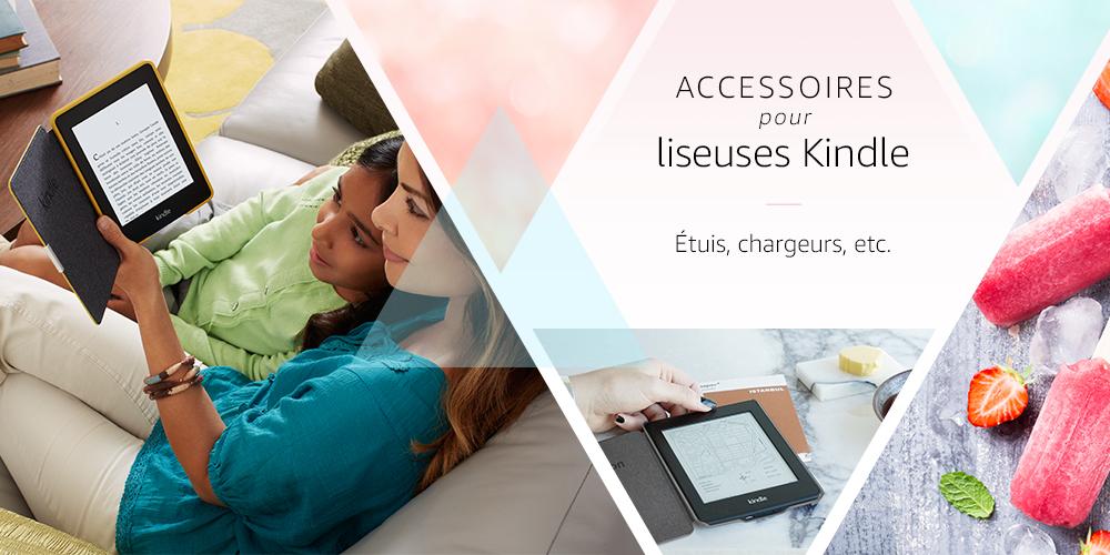 Accessoires pour liseuses Kindle