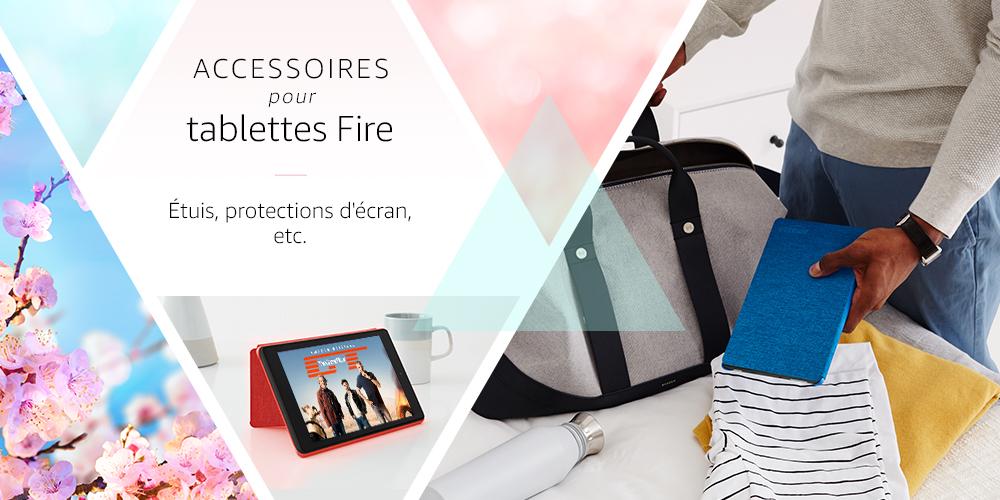 Accessoires pour tablettes Fire