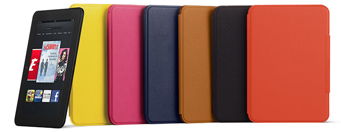 Kindle Coloris