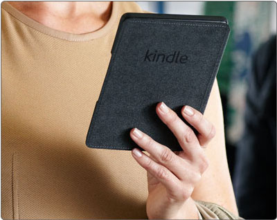 Protégez Kindle lors de vos déplacements
