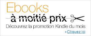 Ebooks à moitié prix