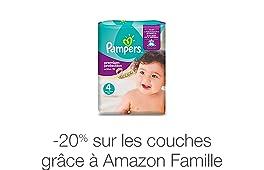 -20% sur les couches Amazon Famille
