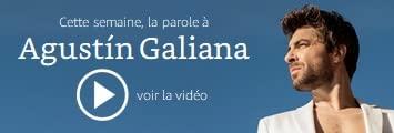 Cette semaine, la parole à Agustín Galiana