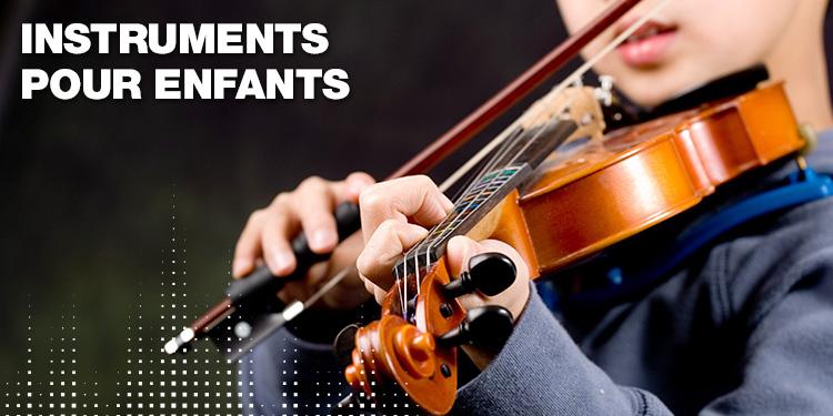 Instruments pour Enfants