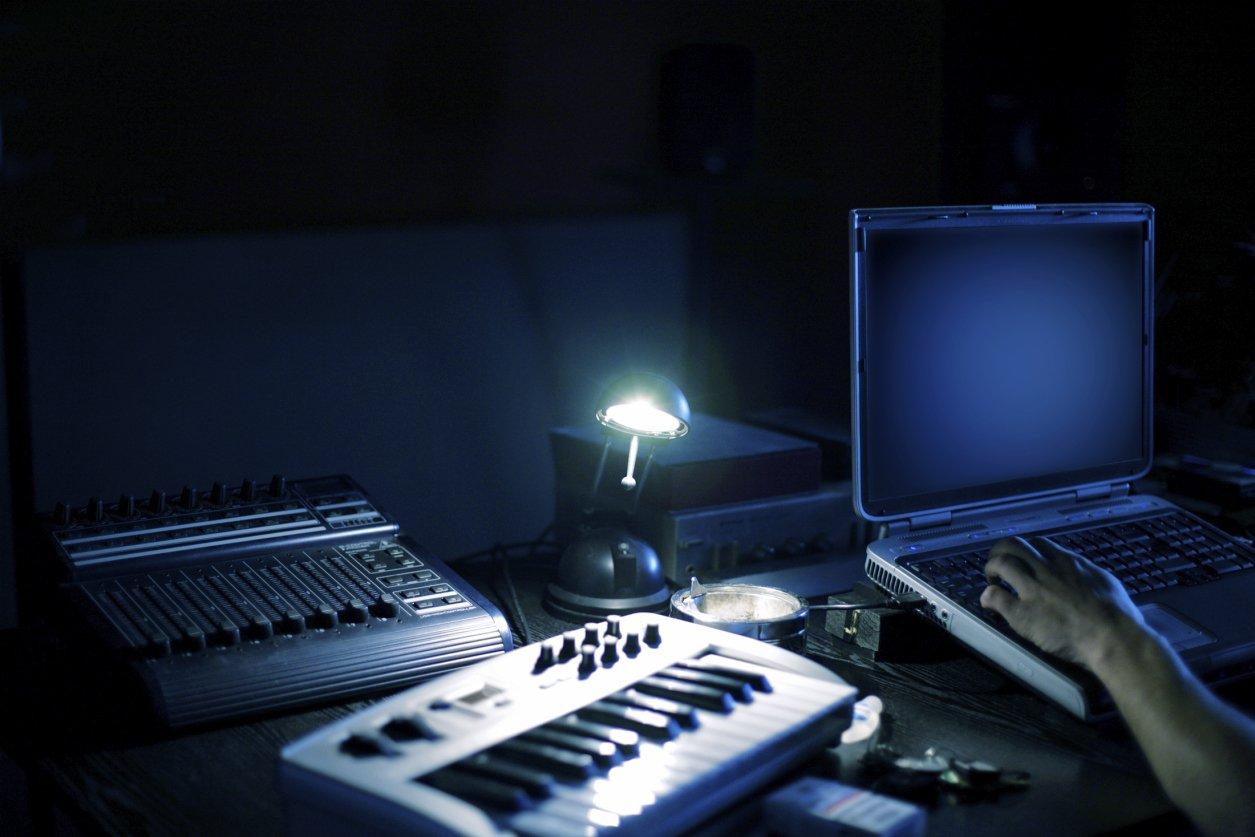 DJ et Lumière