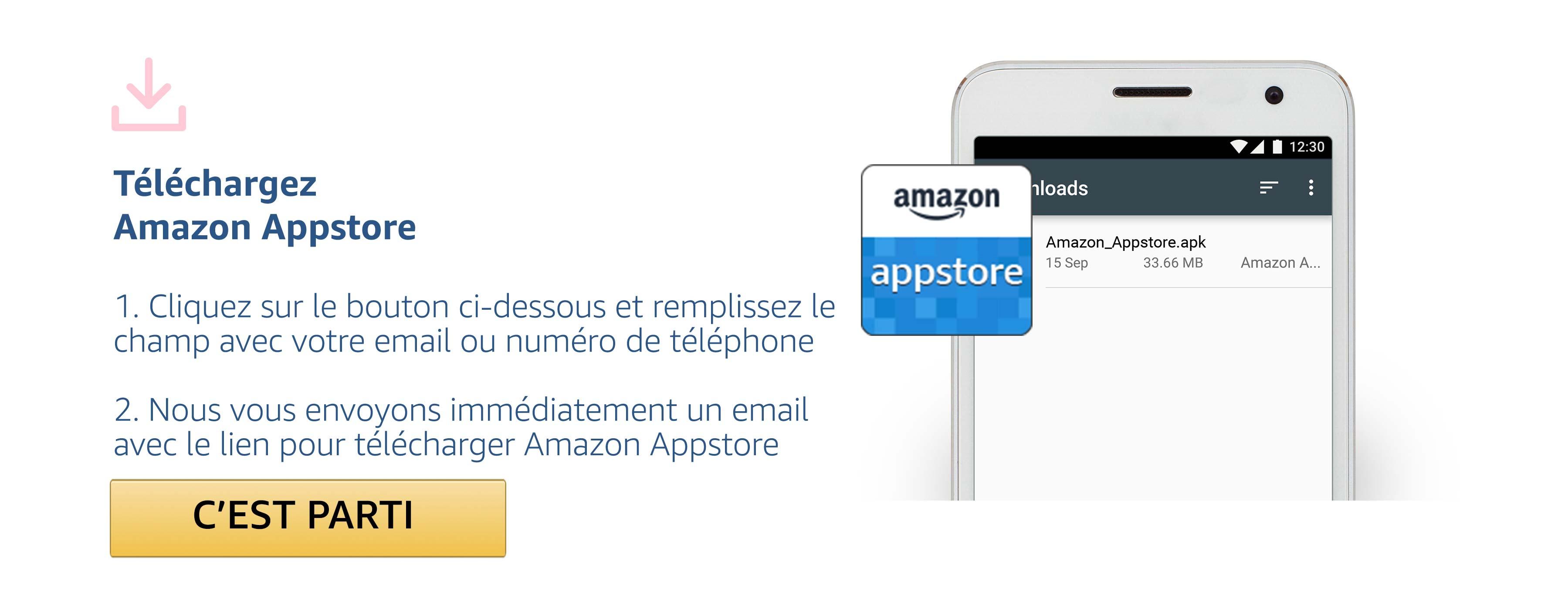 Télécharger Amazon Appstore