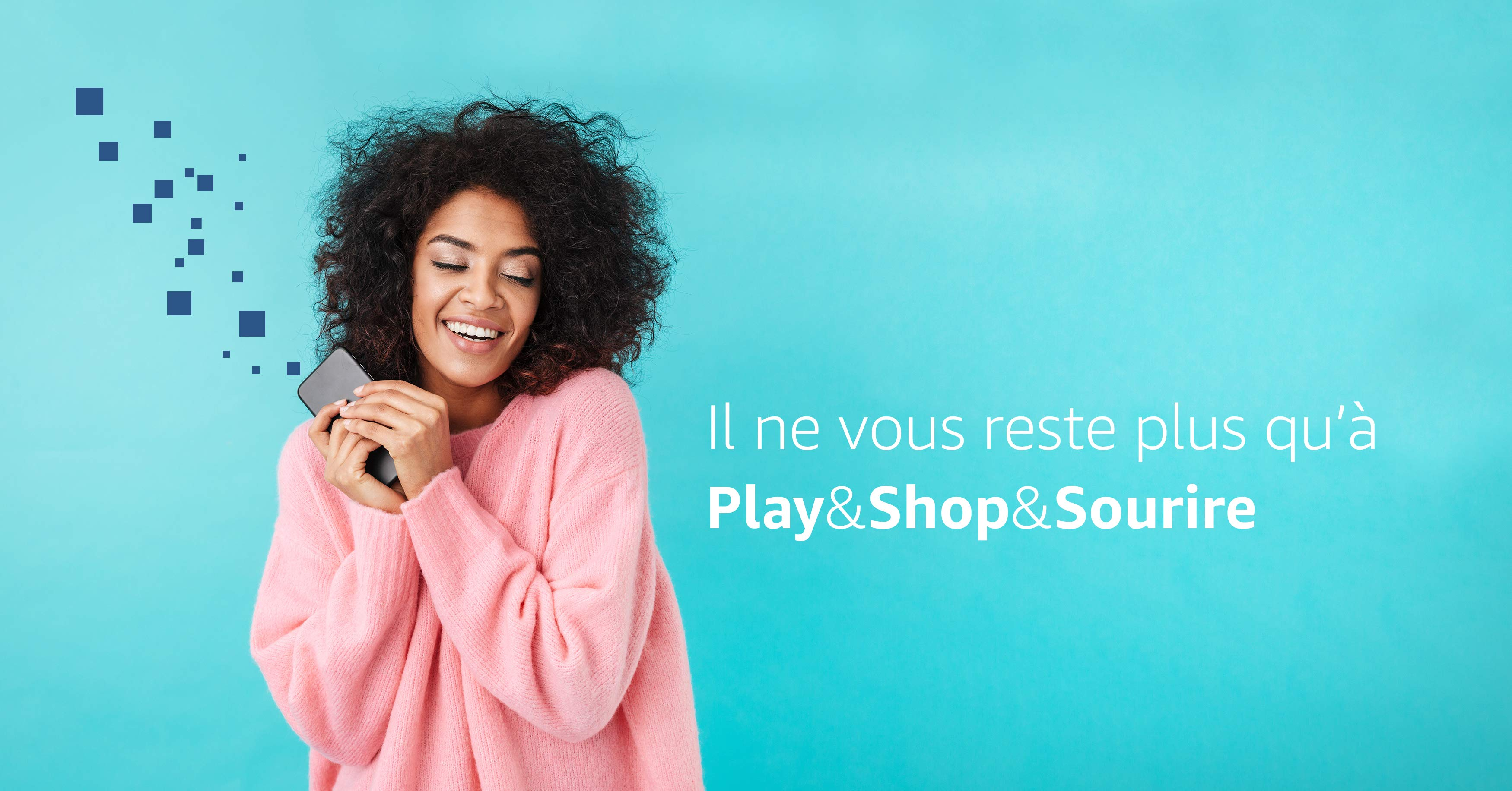 Play&Shop&Smile
