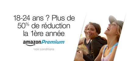 Amazon Premium Jeunes