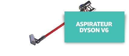 Aspirateur Dyson V6