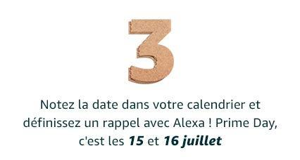 Notez la date : Prime Day, c'est les 15 et 16 juillet