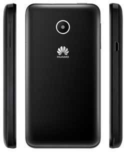 Huawei Ascend Y330 en noir - petit mais costaud