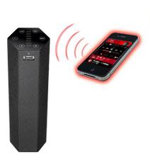 Réglage sonore à partir de votre appareil ou de votre ordinateur